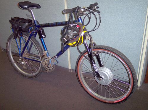 Электровелосипед своими руками комплекты